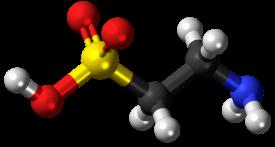 Taurine_molecule_ball