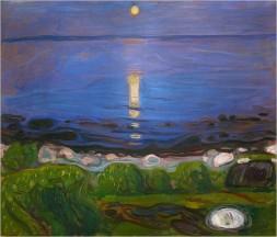 summer-night-at-the-beach-edvard-munch